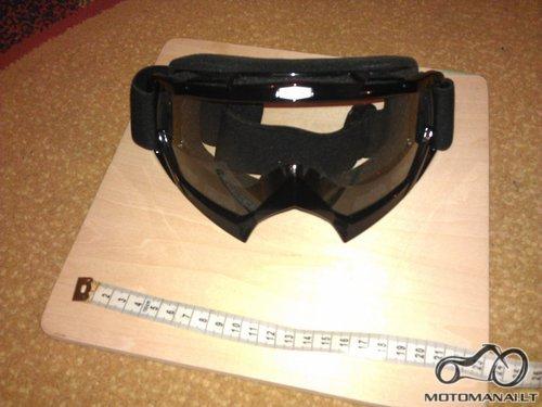 - Motokroso akiniai  (XL)