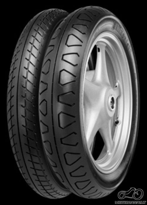 Continental 2vnt. R18-110/90;90/90 TKV11-12 Padangos