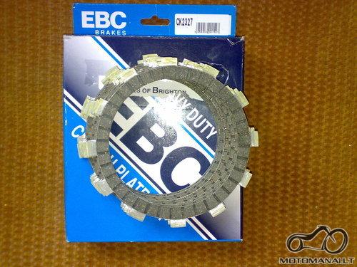 Ebc Sankabos diskai