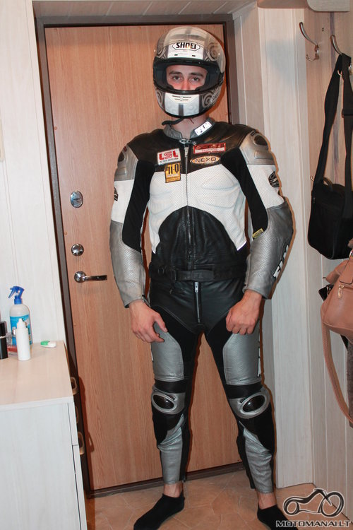 FLM Carbon FLM race suit carbon <small>(50)</small>