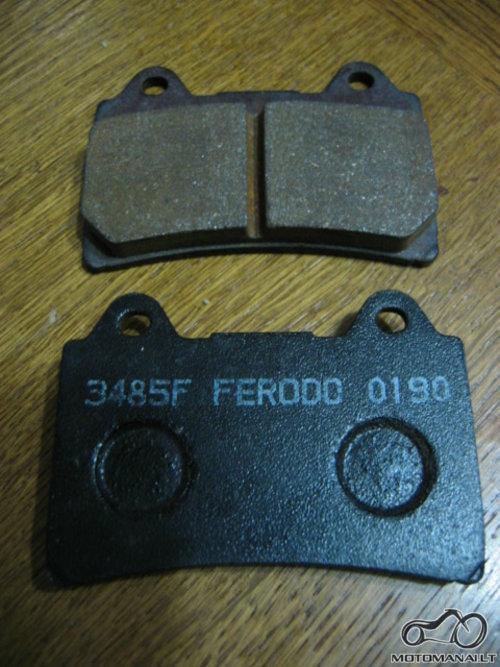 Ferodo Ferodo FDB449PR