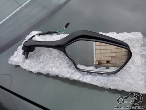 HONDA'06 veidrodis