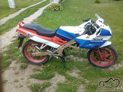 HONDA'93 honda nsr 125