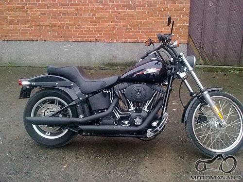 Harley-Davidson'05 FXSTBI
