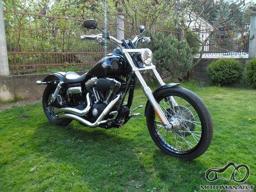 Harley-Davidson'10 WIDE GLIDE, FXDWG