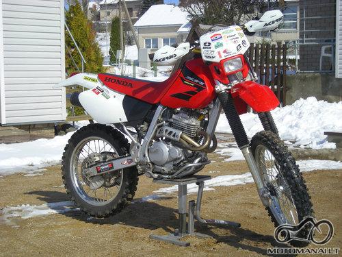 Honda XR250R'04