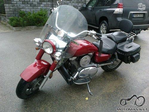 KAWASAKI'03 Kawasaki VN1600