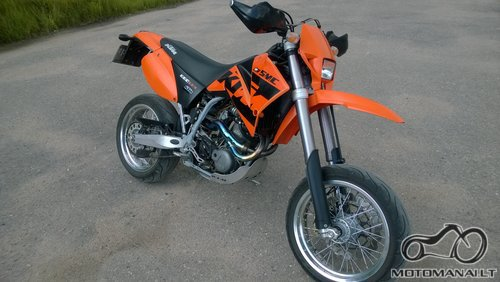 KTM'04 SMC660