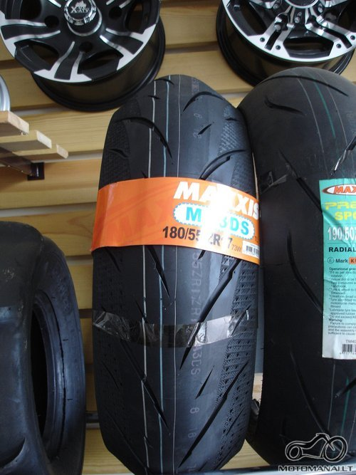 Maxxis 180/55ZR17 73W MA-3DS