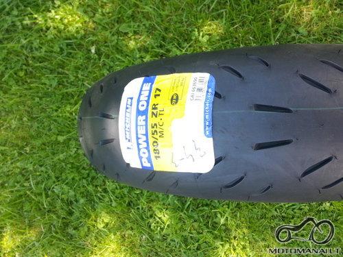 Michelin Power One 180/55