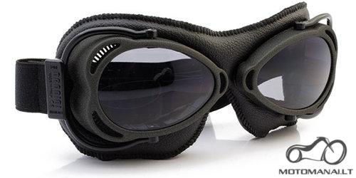 NANNINI STREETFIGHTER Black/black skaidrus stikl