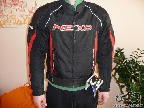 NEXO Nexo striukes 52, 54. Sena kaina 800lt
