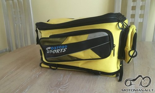 Oxford Oxford Sports tank bag