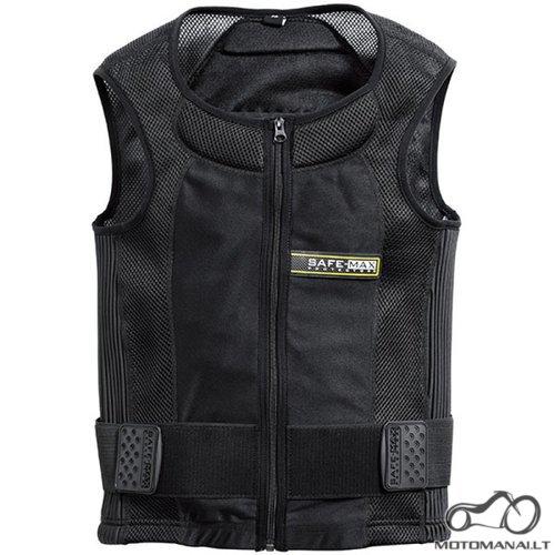 Polo Safe-Max® Back Vest  (L)