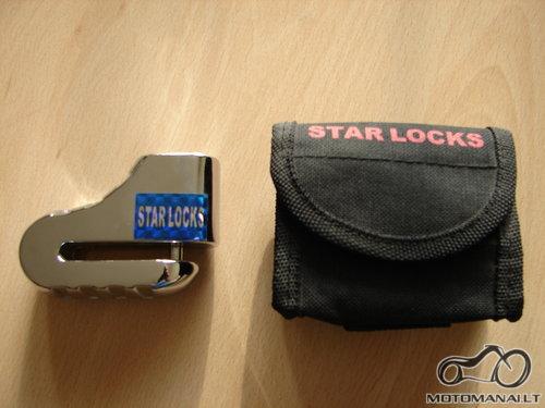 STARLOCKS Stabdžių disko užraktas STARLOCKS