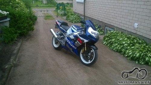 SUZUKI'02 Suzuki GSX-R 1000 k2
