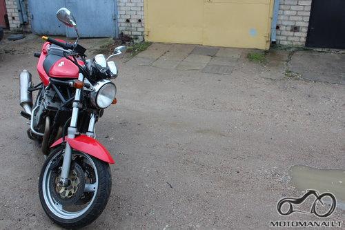SUZUKI'99 GSF 600  Bandit