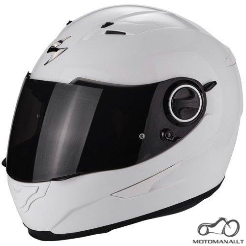Scorpion EXO - 490 WHITE  (S)