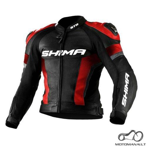 Shima STR RED/BLACK  (L-50)