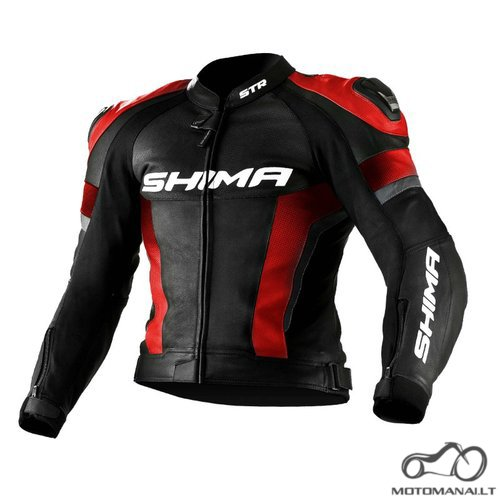 Shima STR RED/BLACK  (M-48)