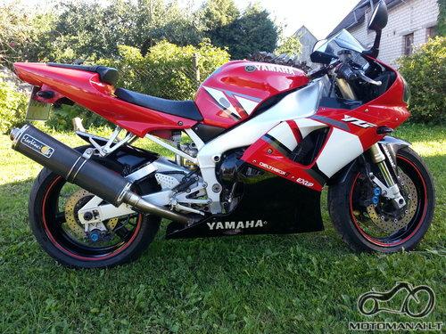 YAMAHA'01 Yamaha R1