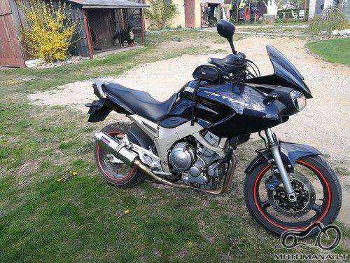 YAMAHA'02 TDM900