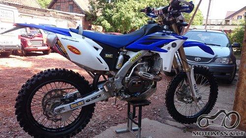 YAMAHA'12 WR 450
