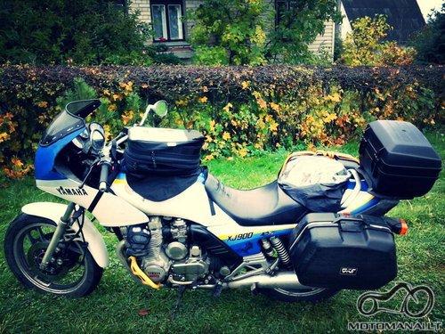 YAMAHA'89 Yamaha XJ900