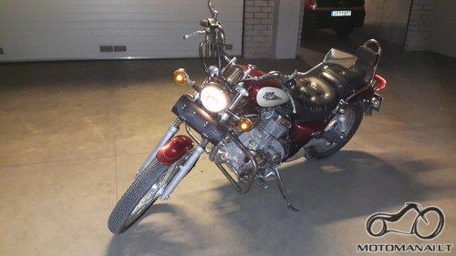 YAMAHA'99 Yamaha Virago 1999-11 2750.- €