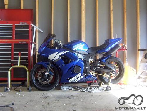 YAMAHA'04 Yamaha YZF R6 2004