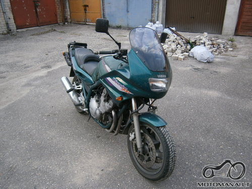 Yamaha'95 XJ 900 S Diversion