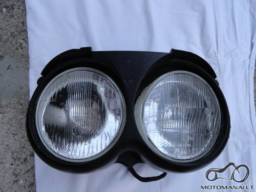 - Yamaha TDM (3VD) priekinė europinė lempa