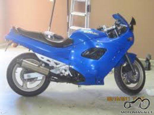 suzuki gsx-f 750'94 gsx-f750