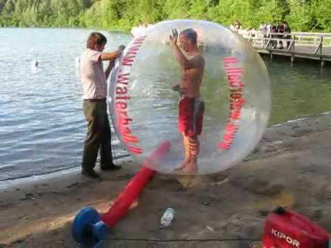 Waterball Lithuania vandens kamuolys Lietuva
