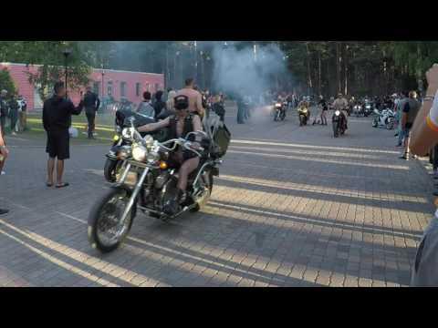 Kurland Bike Meet 2017 (Pliko brauciens, Голый заезд, Naked ride)