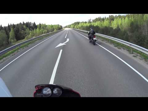 Mototurizmo sprintas 2015
