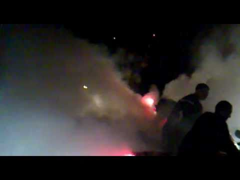 Memel motor rally 2011 burnout zuvedra