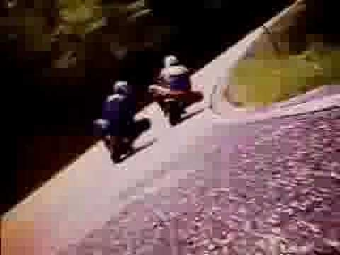 funny bike crash