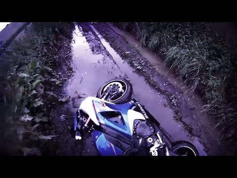 Baron von Nightmare - GSXR Off Roading...