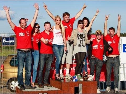 Video repot: Coffee Racers motociklų TrackDay renginys Nemuno Žiede