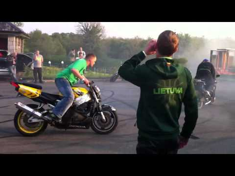 Limerick Stunt riding