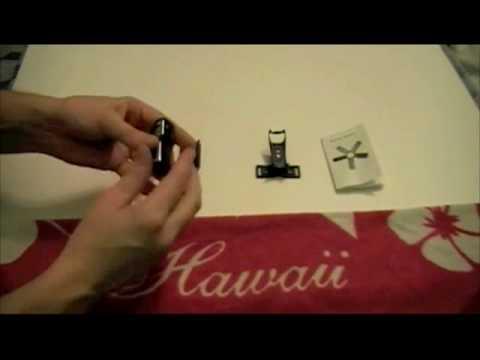 Mini DV MD80 1/9 - DVR Spy Camera Review
