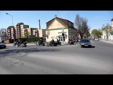 Motosezono atidarymas 2011 Birzai