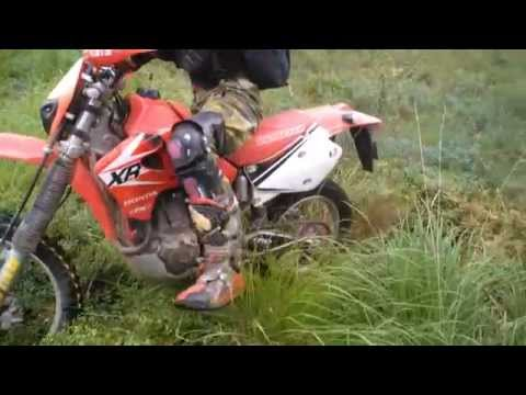 Enduro ride, 2014 summer, Lithuania
