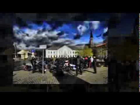 Baikeriu sezono 2013 uzdarymas Gargzdai