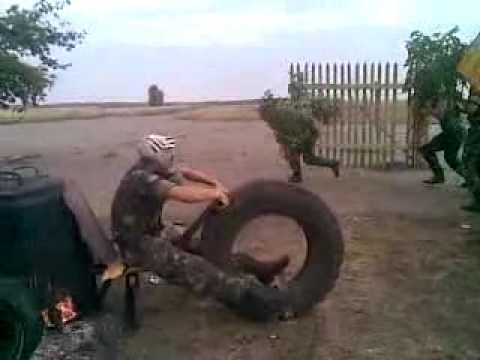 Russian soldiers home movie
