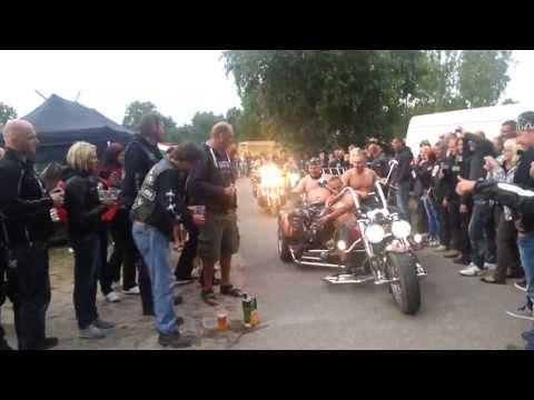 Kurland bike meet 2013 Plikais brauciens