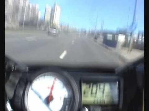 Vilnius ir šėlstantis motociklas