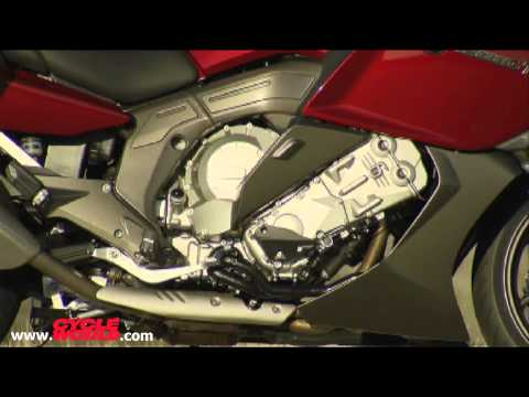 2012 BMW K1600GT and K1600GTL First Ride