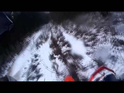Winter enduro, Snow, ATV Utility
